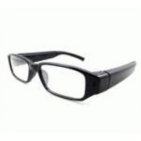 ProHT Transparent Lens Spy Glasses, Video Recording, Photographic, Web Camera (86308A) - image 1 of 1