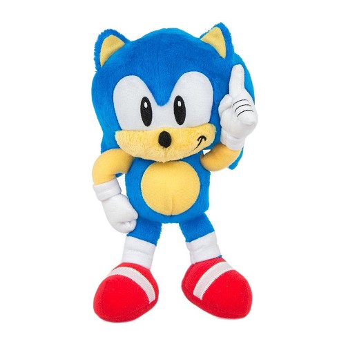 Sonic The Hedgehog Sonic 7 Inch Plush Classic Target