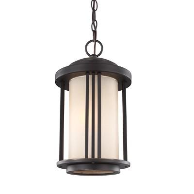 Generation Lighting Crowell 1 light Antique Bronze Outdoor Fixture 6247901-71