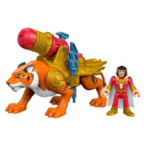 Fisher-Price Imaginext DC Super Friends Shazami & Tiger - image 1 of 8