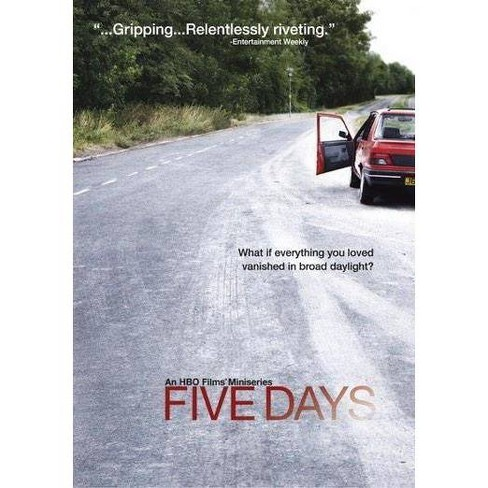 Five Days (DVD) - image 1 of 1
