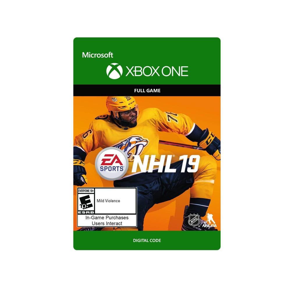 Nhl 19 Xbox One Digital