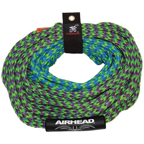 Airhead Boat 2 Section Tube 50-60 Foot Tow Rope for 4 Rider Towables | AHTR-42 - image 1 of 4