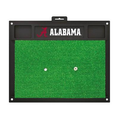 NCAA Alabama Crimson Tide Fan mats Golf Hitting Mat