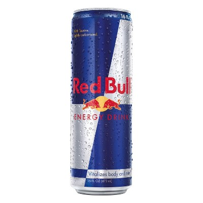 Red Bull Energy Drink - 16 fl oz Can