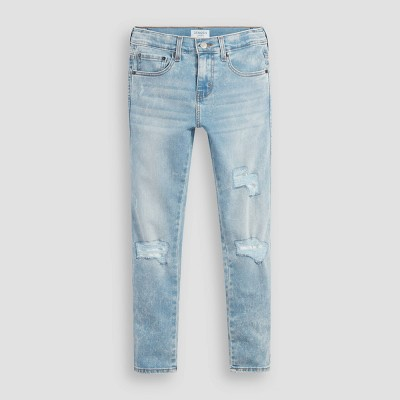 DENIZEN® from Levi's® Boys' Skate Taper Jeans - Light Blue
