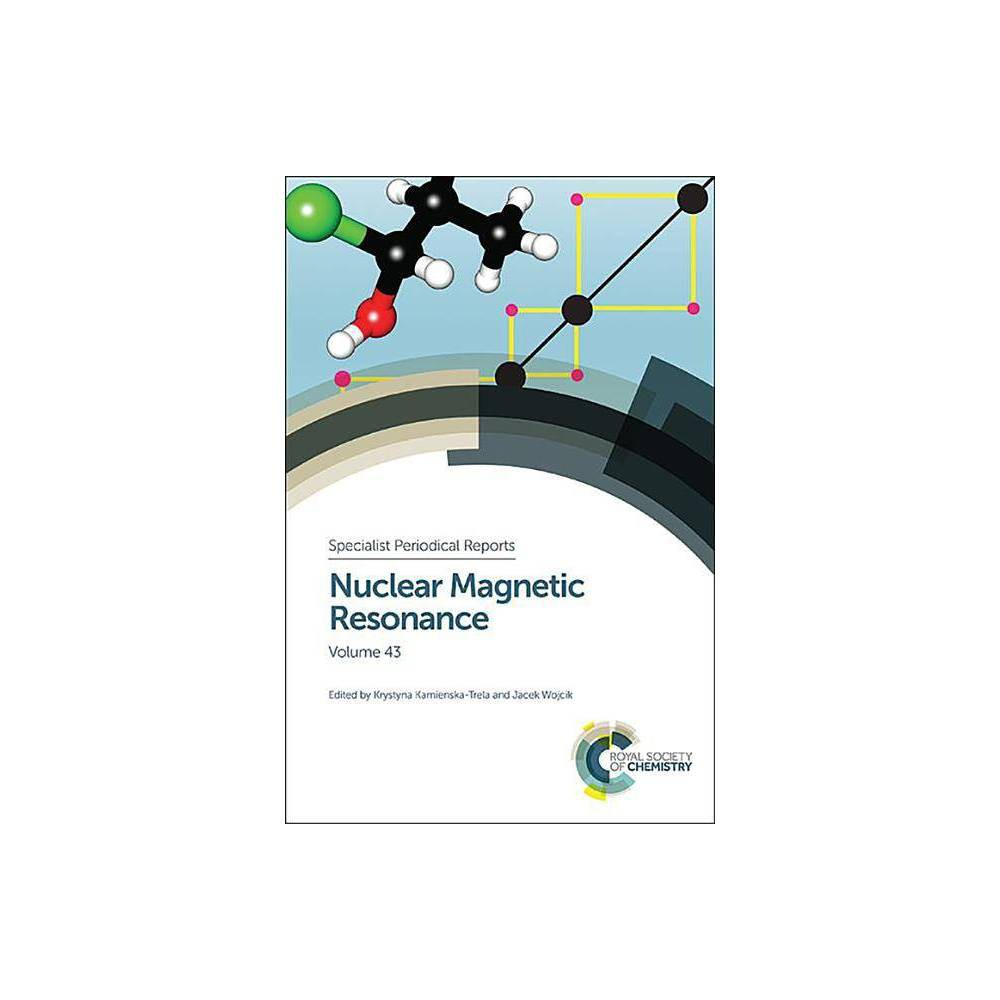 Nuclear Magnetic Resonance - (Specialist Periodical Reports) (Hardcover)