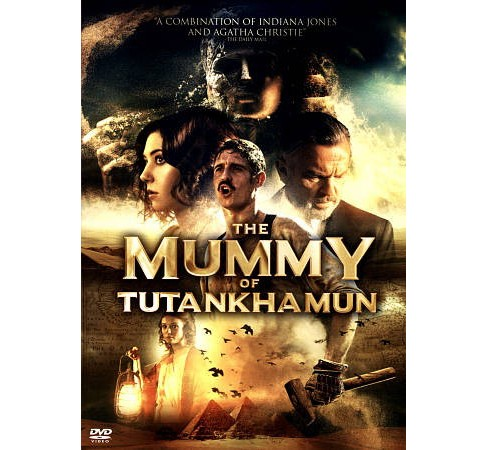 Mummy Of Tutankhamen (DVD) - image 1 of 1