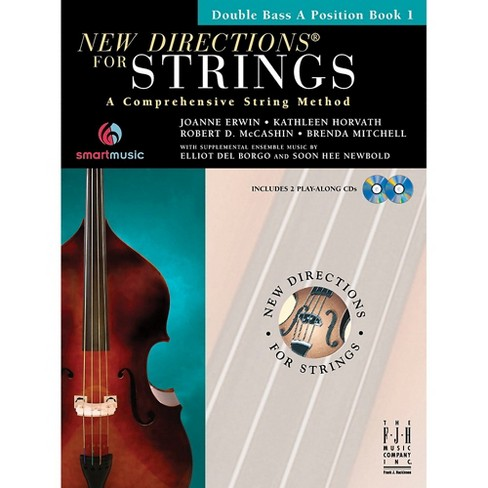 FJH Music New Directions For Strings, Double Bass A Position Book 1 - image 1 of 1