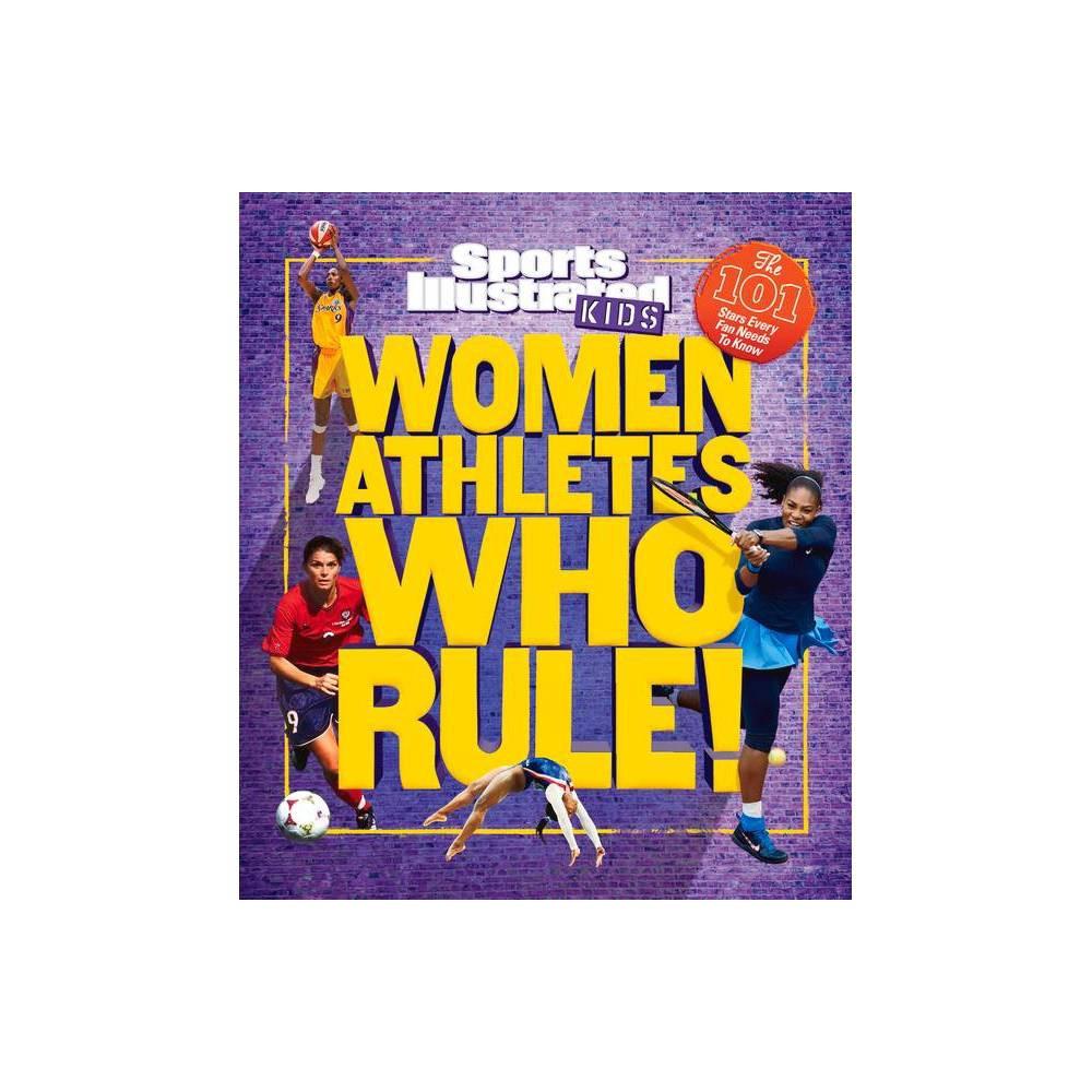Women Athletes Who Rule Hardcover