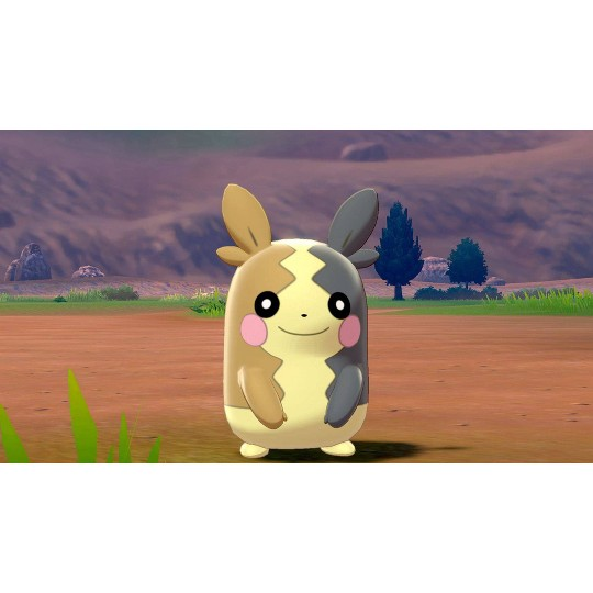 Pokemon Sword - Nintendo Switch image number null