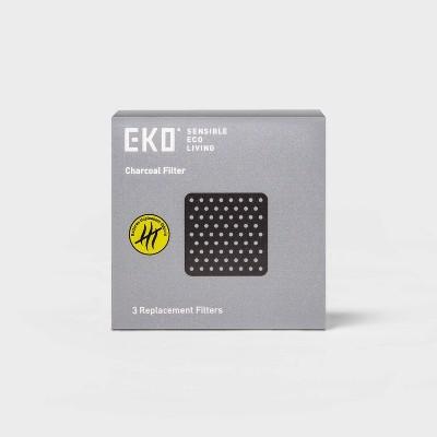 EKO 3pk Charcoal Filters