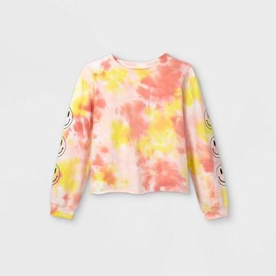 Girls' Graphic Long Sleeve T-Shirt - art class™