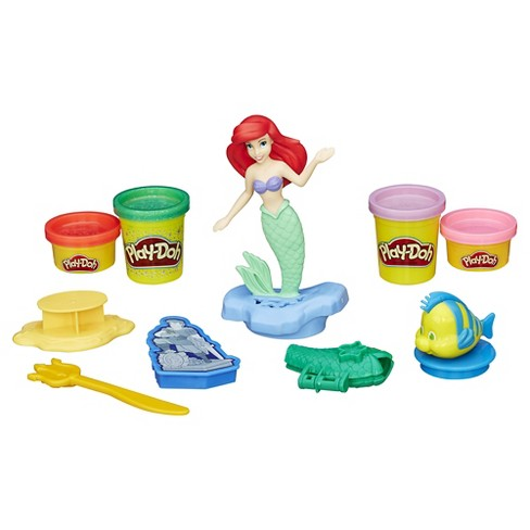 Play-Doh Ariel and Undersea Friends Featuring Disney Princess - image 1 of 2