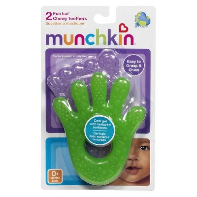 Munchkin Fun Ice Chewy Teether - 2pk