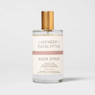 3.3 fl oz Wellness Lavender and Eucalyptus Room Spray - Project 62™