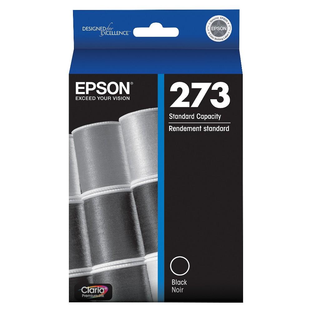 Epson 273 Single Ink Cartridge Black T273020 Cp