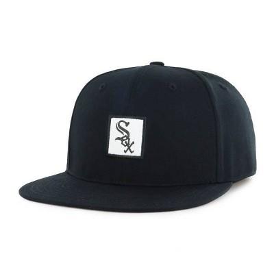 MLB Chicago White Sox Near Side Patch Men's Hat