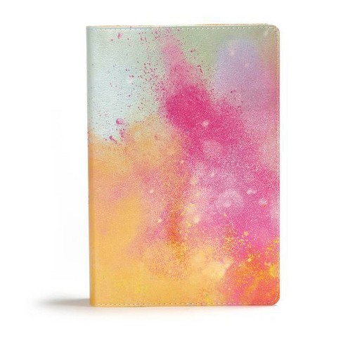 CSB One Big Story Bible, Rainbow Dust - by  Csb Bibles by Holman (Leather Bound) - image 1 of 1