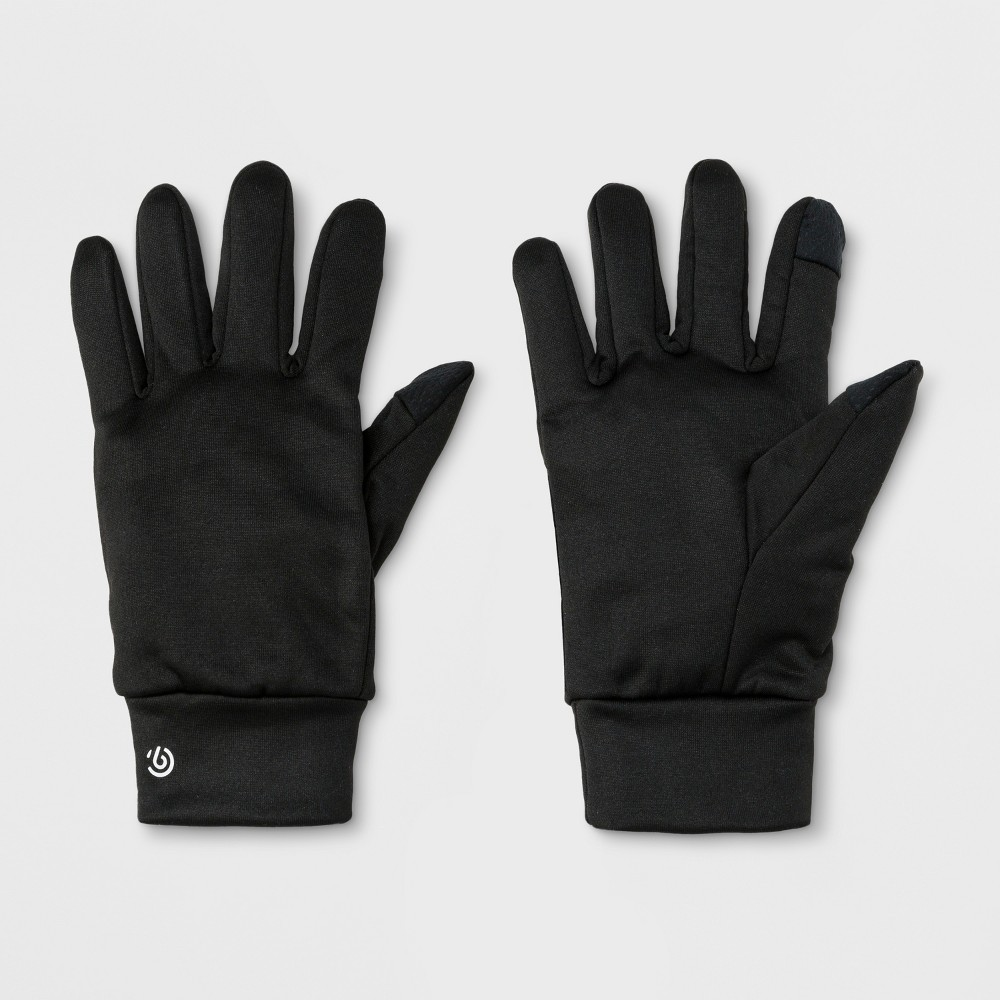 Boys' Athletic Gloves - C9 Champion Black 4-7
