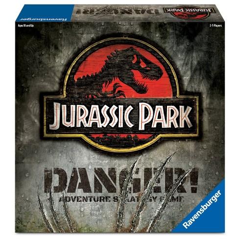 Ravensburger Jurassic Park Danger! Board Game - image 1 of 4