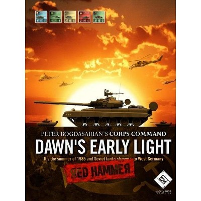 Dawn's Early Light - Red Hammer (2nd Edition) Ziplock