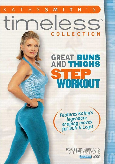 Kathy smith timeless:Great buns & thi (DVD) - image 1 of 1