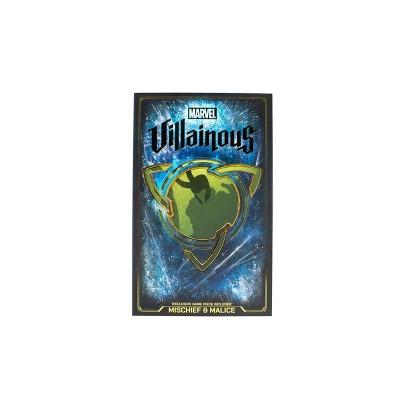 Marvel Villainous: Mischief & Malice Expandalone Game