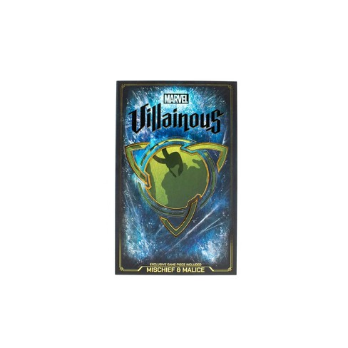 Marvel Villainous: Mischief & Malice Expandalone Game - image 1 of 4