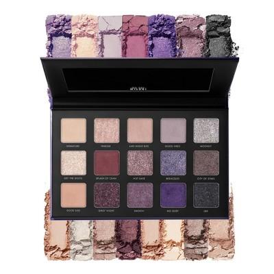 Milani Gilded Luster Eyeshadow Palette - Twilight - 0.32oz