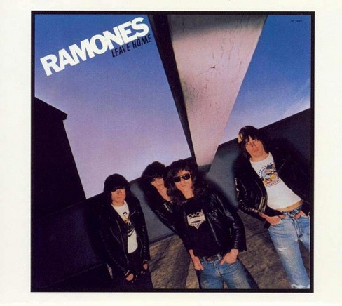 Ramones - Leave home (CD) - image 1 of 1
