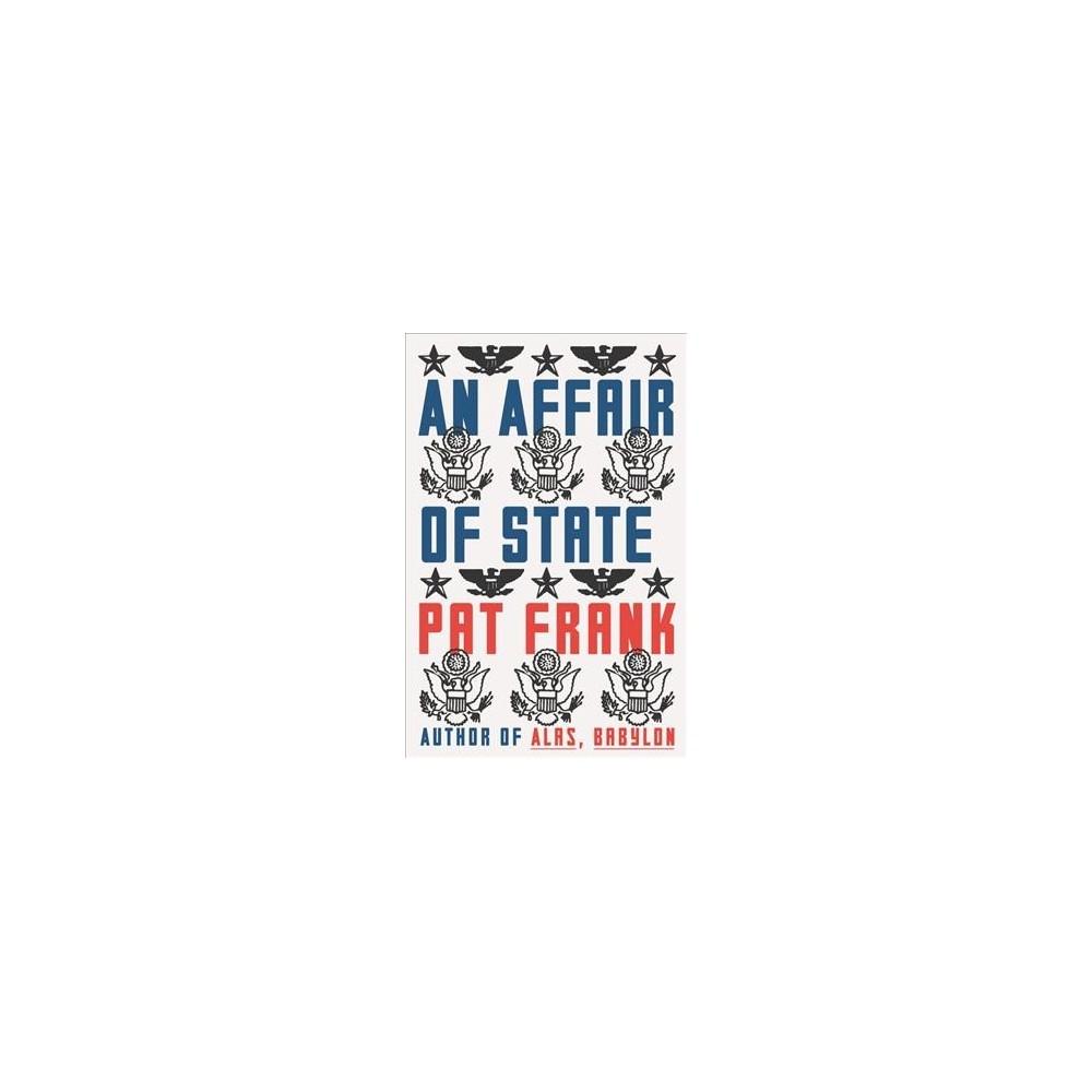 Affair of State (Paperback) (Pat Frank)