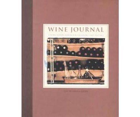 Wine Journal (Hardcover) - image 1 of 1
