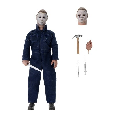 """Halloween 2 - 8"""" Scale Clothed Figure- Michael Myers"""