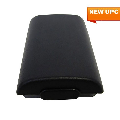 TTX Tech Repair Part Replacement Battery Shell Compatible with Xbox 360 Black - image 1 of 1