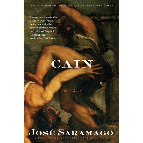 Cain - by  Jose Saramago (Paperback) - image 1 of 1