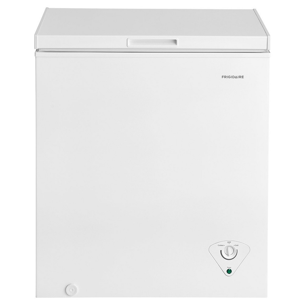 Image of Frigidaire 5.0 cu ft Chest Freezer White