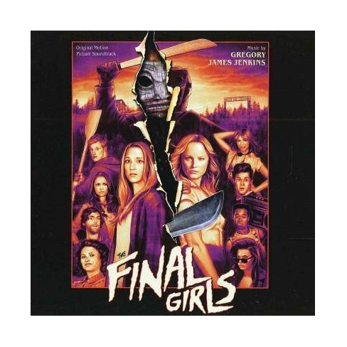 Final Girls (OST) (CD) - image 1 of 1