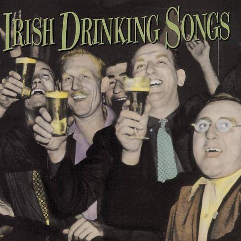 The Clancy BrothersThe Clancy Brothers - Irish Drinking Songsirish Drinking  Songs (CD)