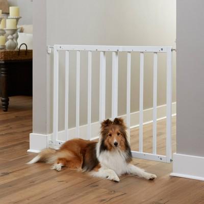 Primetime Petz Safety Mate Baby & Dog Gate - White