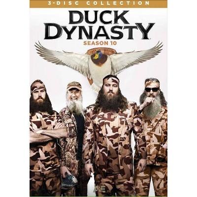 Duck Dynasty: Season 10 (DVD)(2016)
