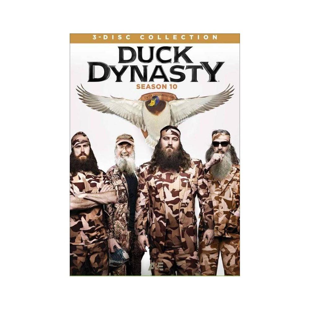 Duck Dynasty Season 10 Dvd