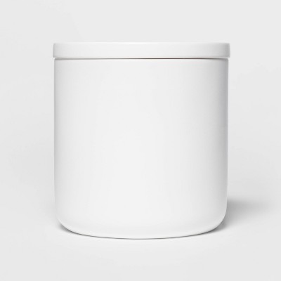 Modern Bath Canister White - Project 62™