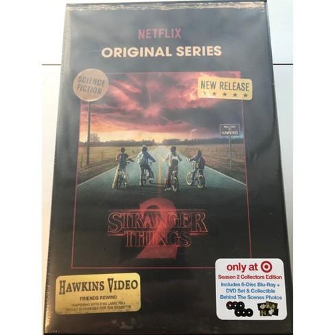 Stranger Things Season 2 (Target Exclusive) (Blu-Ray + DVD) - image 1 of 3