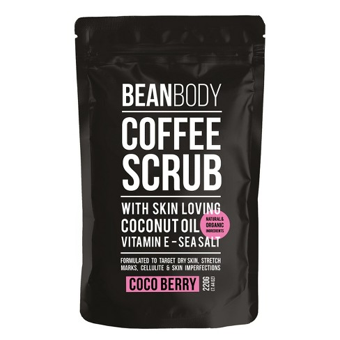 Bean Body Coffee Scrub - Coco Berry - 220g - image 1 of 1