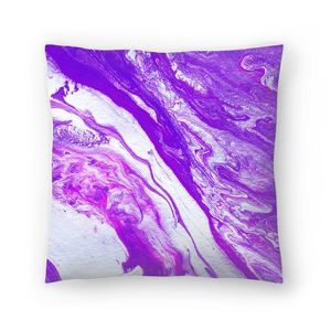 Americanflat Purple Slope By Ashley Camille Throw Pillow Target