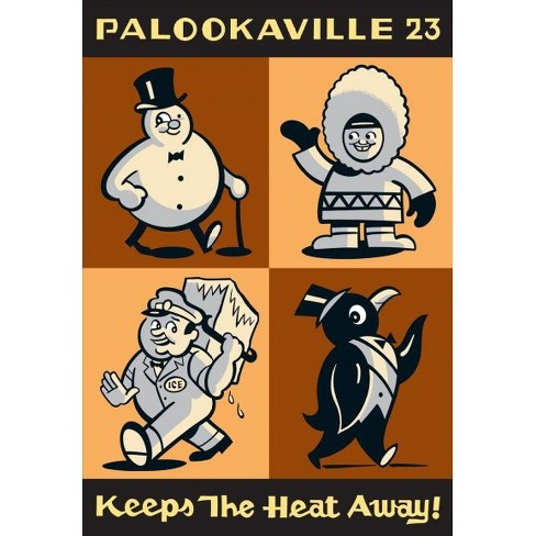 Palookaville 23 : Keeps the Heat Away! (Hardcover) (Seth) - image 1 of 1