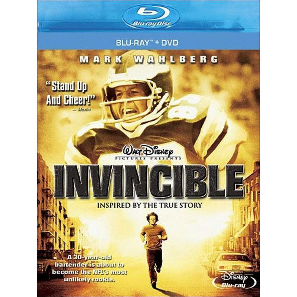 Invincible (Blu-Ray/Dvd) (Blu-ray) Invincible (Blu-Ray/Dvd) (Blu-ray)