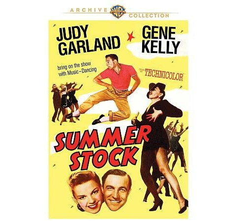 Summer Stock (DVD) - image 1 of 1