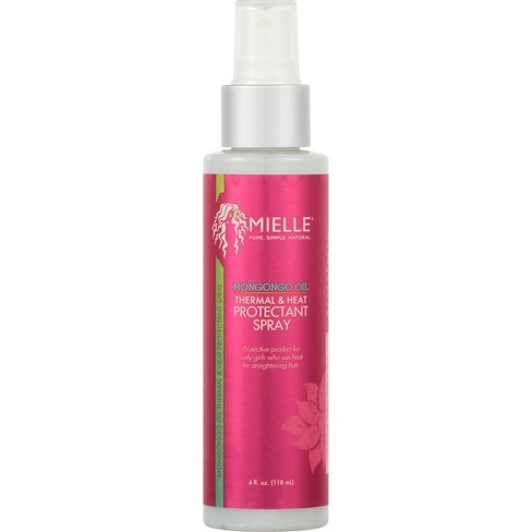 Mielle Mongongo Oil Thermal & Heat Protectant Spray - 4 fl oz - image 1 of 3